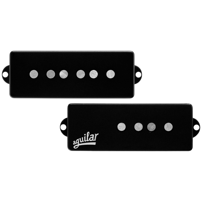Aguilar Bass Guitar Pickups 60s Era 5-String P Bass Pickup Set
