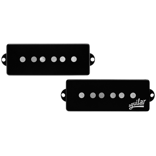 Aguilar Bass Guitar Pickups 60s Era 6-String P Bass Pickup Set