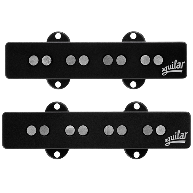 Aguilar Bass Guitar Pickups 70s 4-String Jazz Bass Pickup Set
