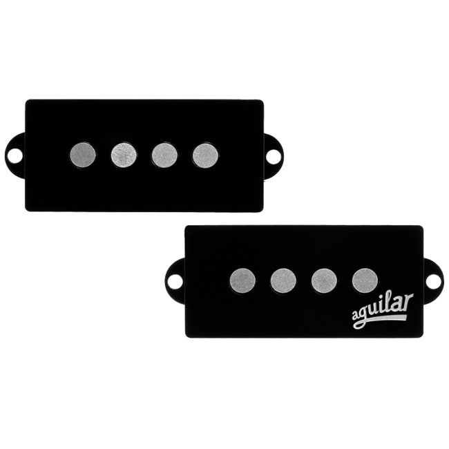 Aguilar Bass Guitar Pickups Hot 4-String P-Bass Precision Pickup Set