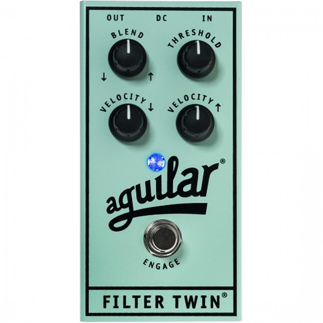 Aguilar Filter Twin Bass Dual Envelope Pedal