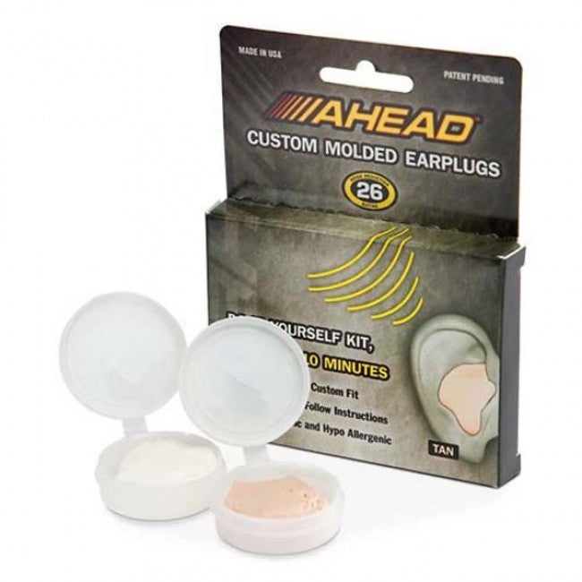 Ahead AH-ACME Custom Moulded Earplugs