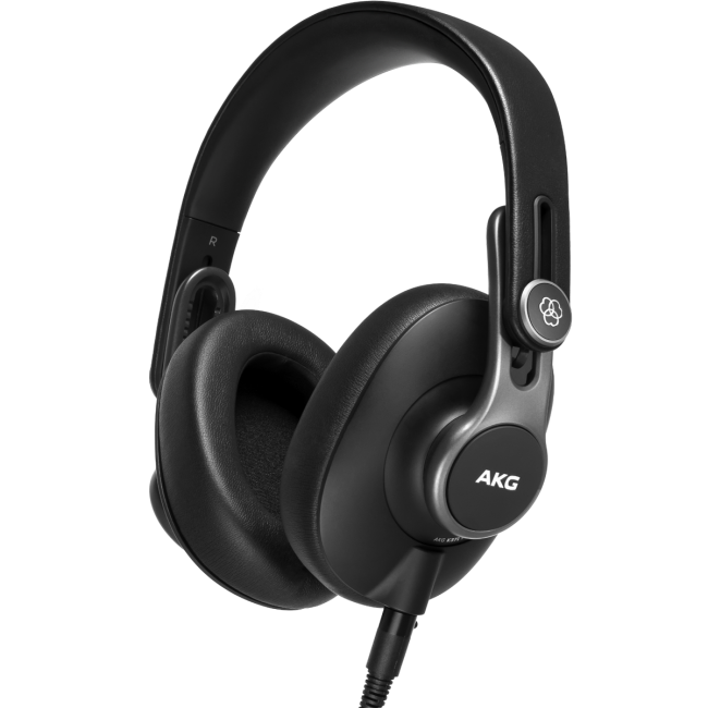 AKG K371 Professional Headphones Closed-Back