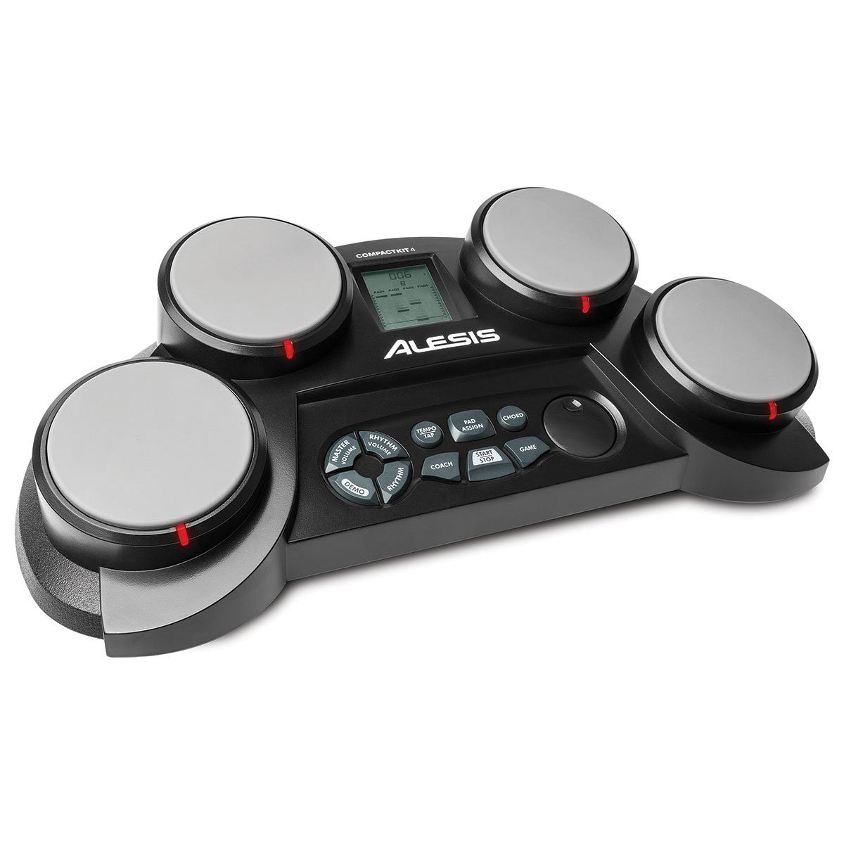 Alesis Compact Kit 4-Pad Portable Tabletop Drum Kit