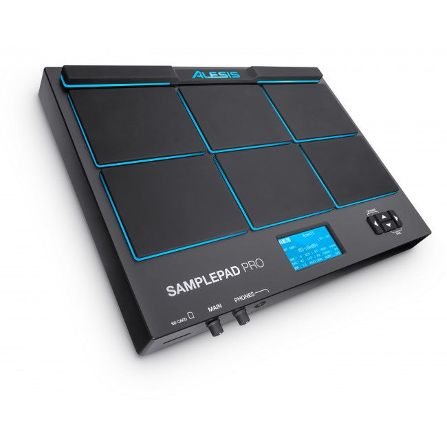 Alesis Sample Pad Pro 8-Pad Percussion Digital Drum
