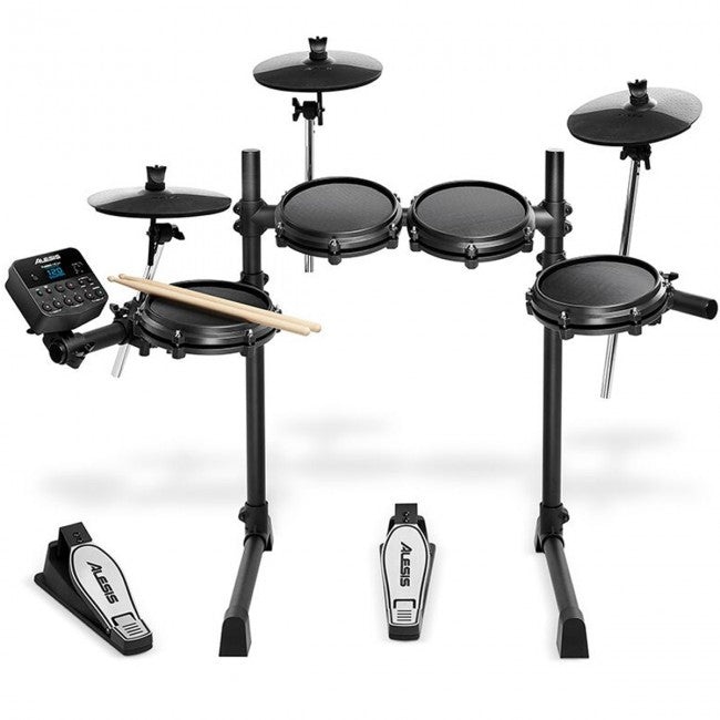 Alesis Turbo Mesh Electronic Drumkit 5-Pce All Mesh