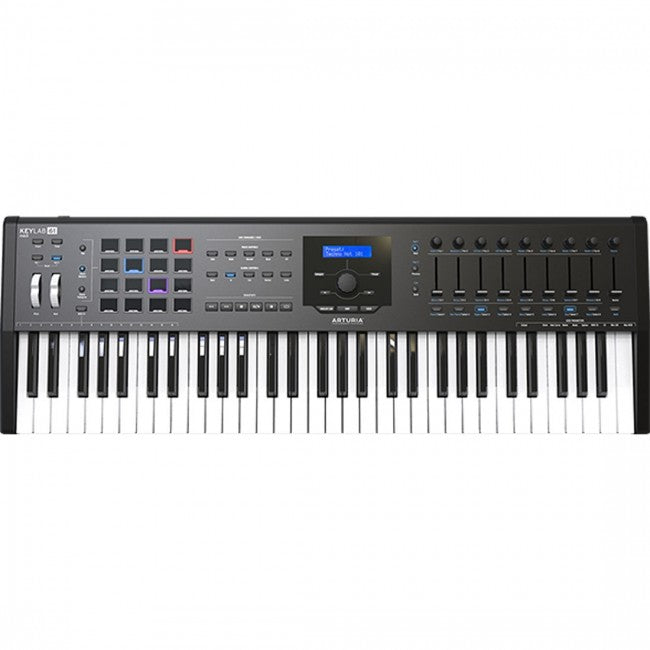 Arturia KEYLAB 61 MK2 Keyboard Black