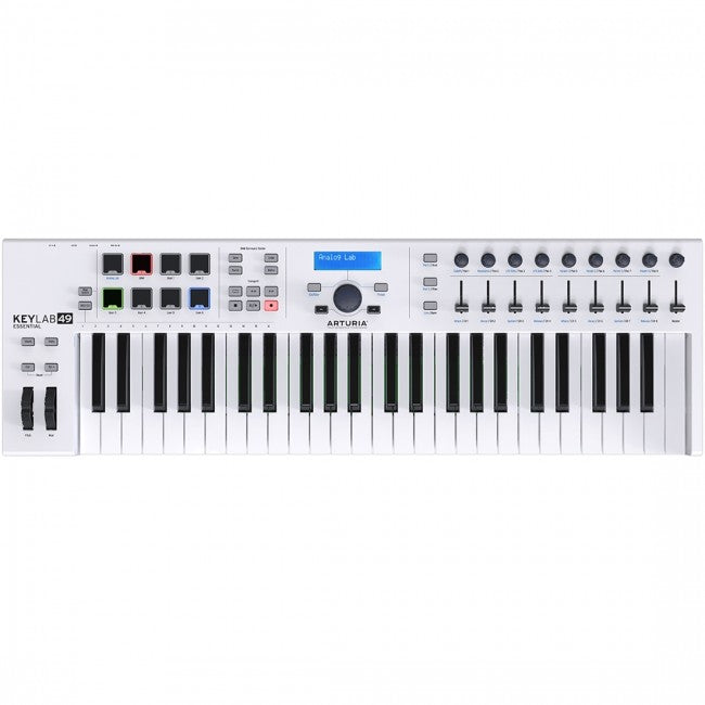 Arturia Keylab Essential 49 Key Keyboard