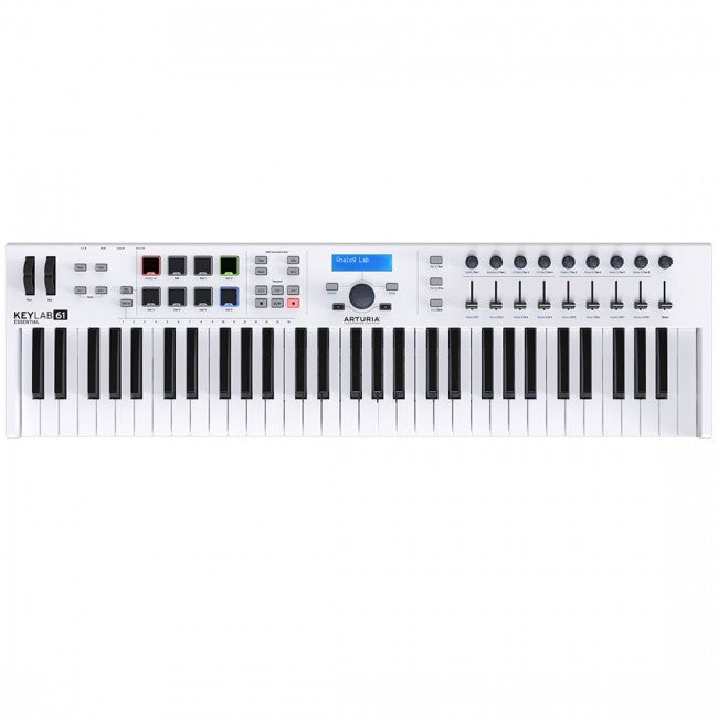 Arturia Keylab Essential 61 Key Keyboard