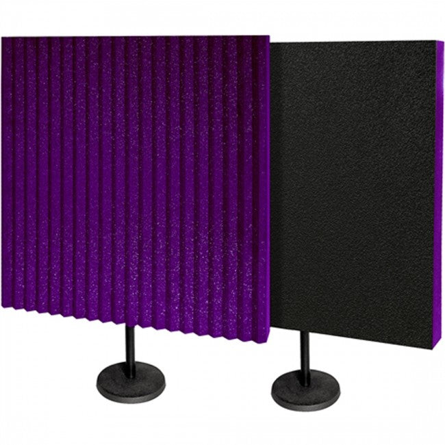 Auralex DeskMax Portable Stand Purple