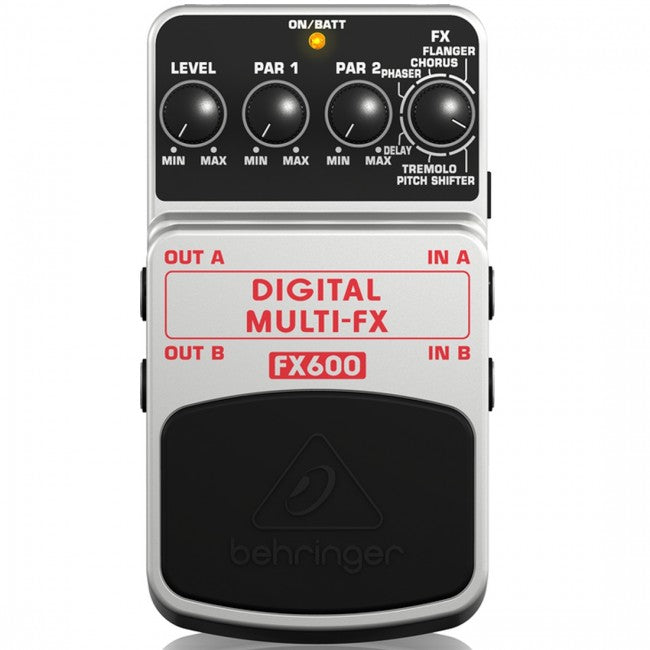Behringer FX600 Digital Multi Effects Pedal
