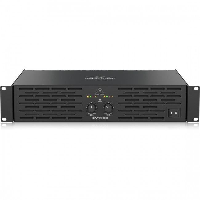 Behringer KM1700 Power Amplifier