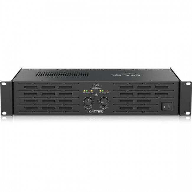 Behringer KM750 Power Amplifier