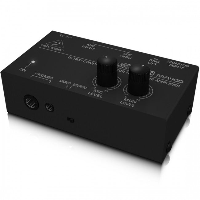 Behringer MicroMON MA400 Amplifier