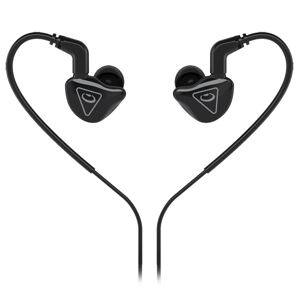 Behringer MO240 Studio Monitoring Earphones In-Ear Monitors w/ Dual Hybrid Drivers
