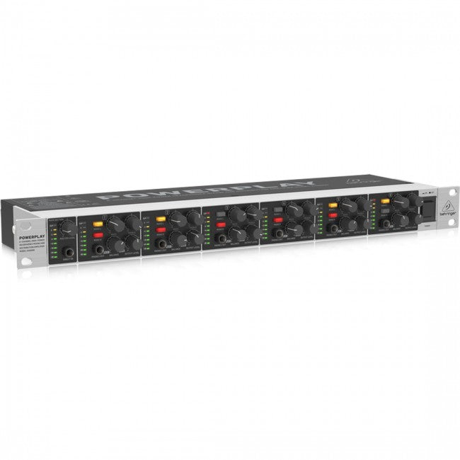 Behringer Powerplay HA6000 Amplifier