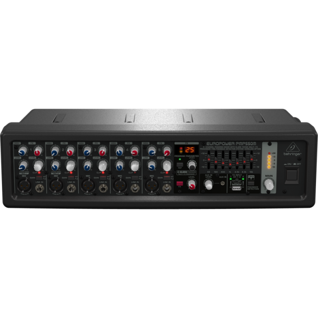Behringer PMP550M Powered Mixer