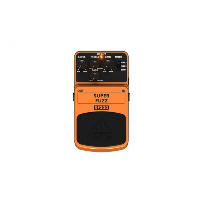 Behringer SF300 Guitar Stompboxes