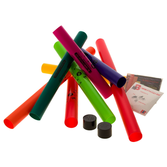 Boomwhackers 8-Note Diatonic Power Pack