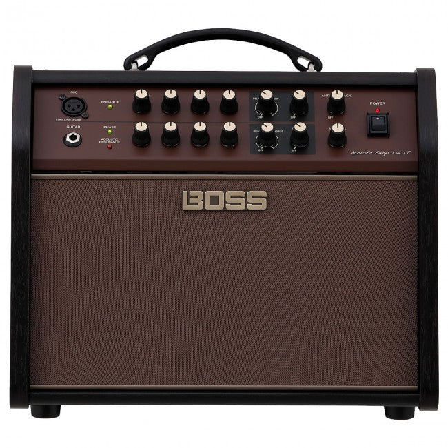 Boss Acoustic Singer LIVE LT Guitar Amplifier 60w Combo