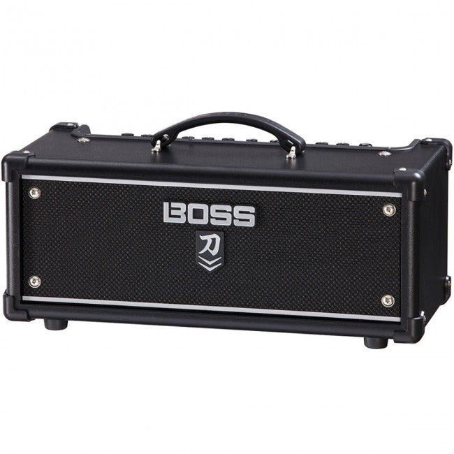Boss KATANA-HEAD MKII Guitar Amplifier 100w Head Amp Angle