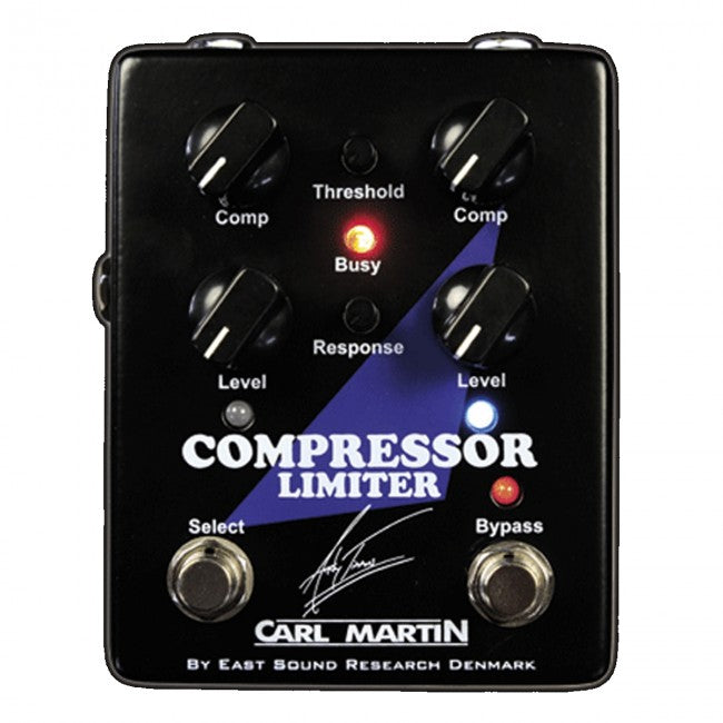 Carl Martin Andy Timmons Signature Compressor Limiter Effects Pedal