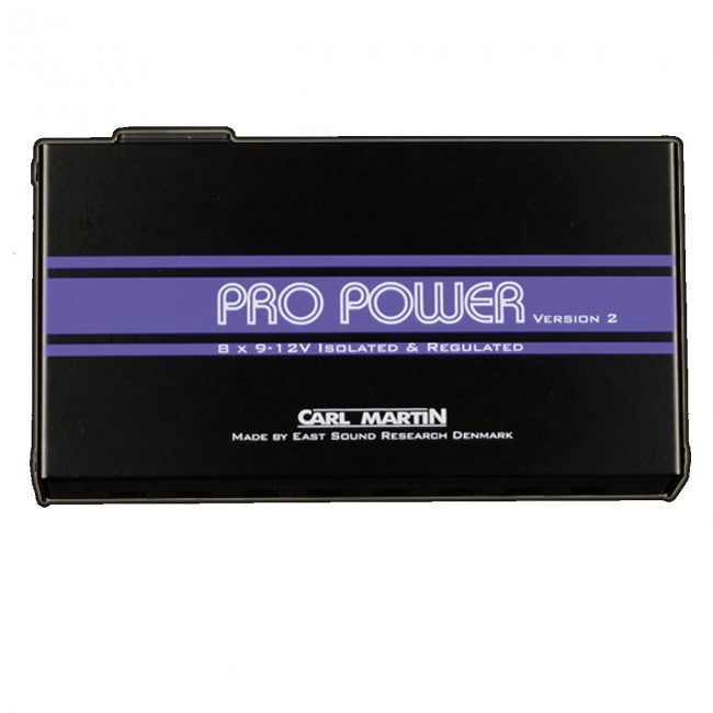 Carl Martin ProPower V2 Pedal Power Supply