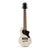 Blackstar Carry On Travel Electric Guitar White w/ Premium Gig Bag