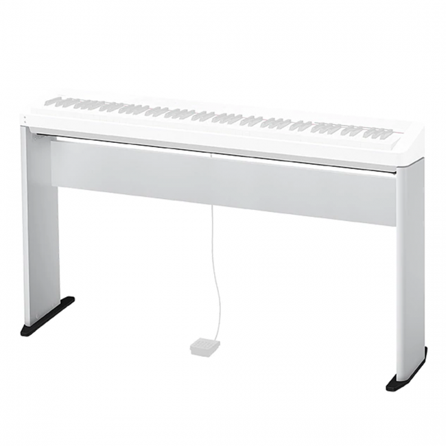 Casio CS68P White Wooden Piano Stand for PX-S Series
