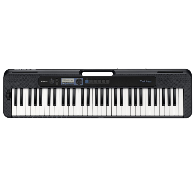 Casio CT-S300 Casiotone Digital Keyboard Black