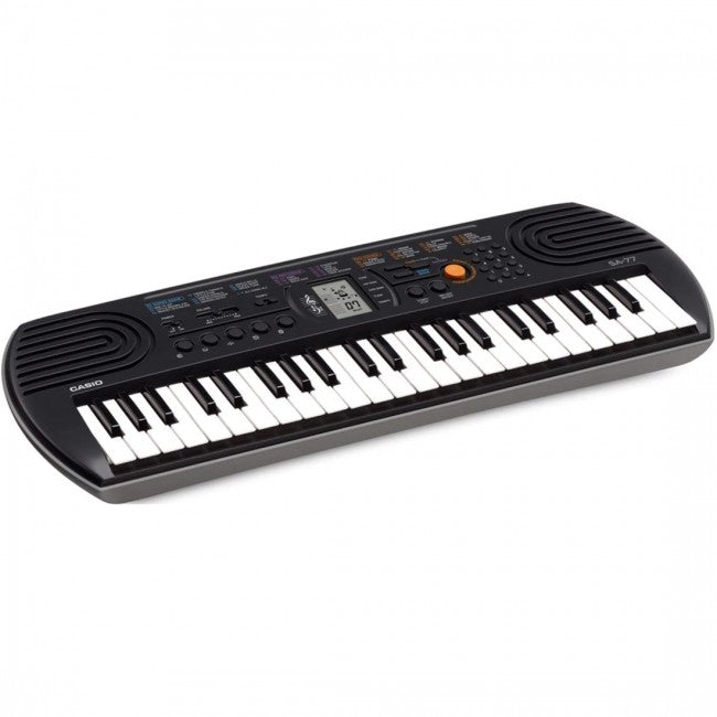 Casio SA-77 Keyboard - Grey