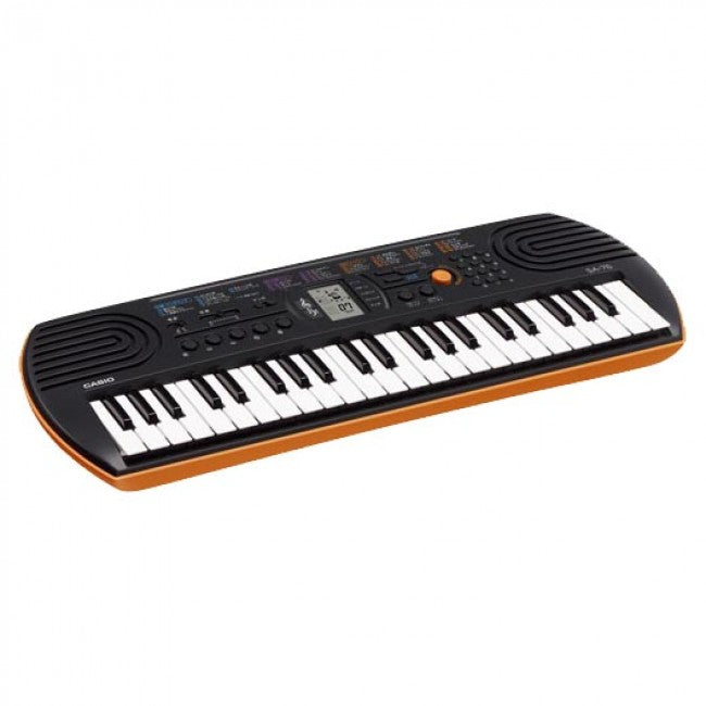 Casio SA76 Digital Electric Keyboard