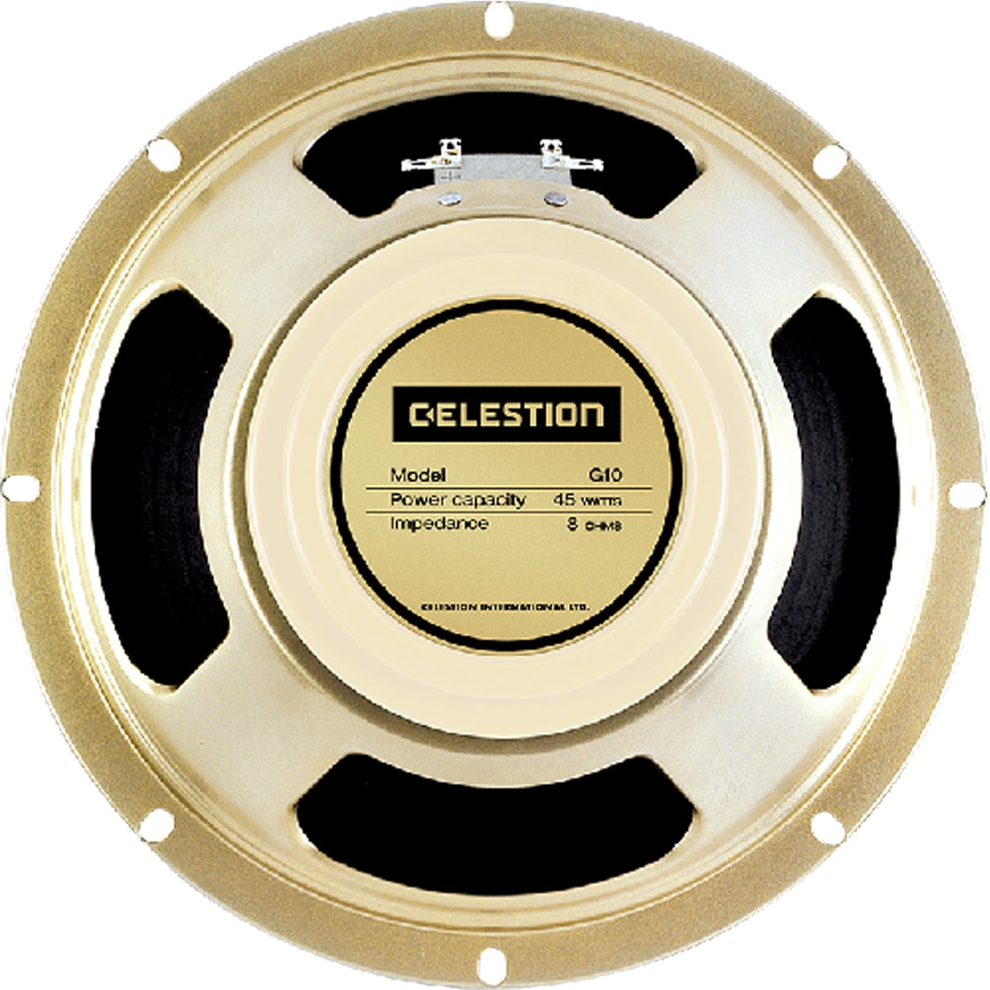 Celestion T6381 G10 CREAMBACK Guitar Speaker 10 Inch 45w 16ohm