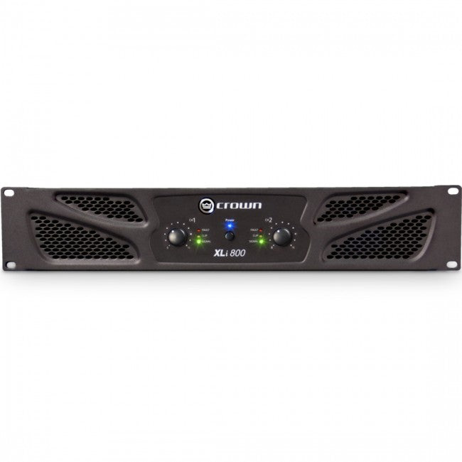 Crown XLi 800 Power Amplifier
