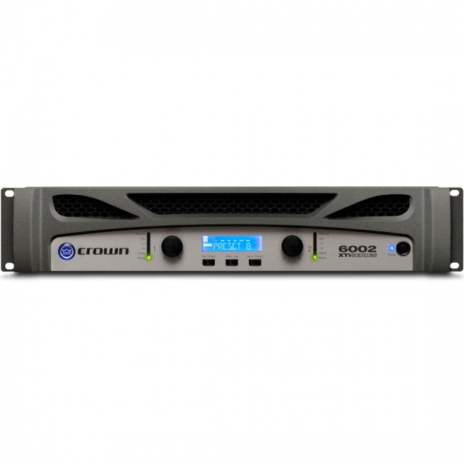 Crown XTi 6002 Power Amplifier