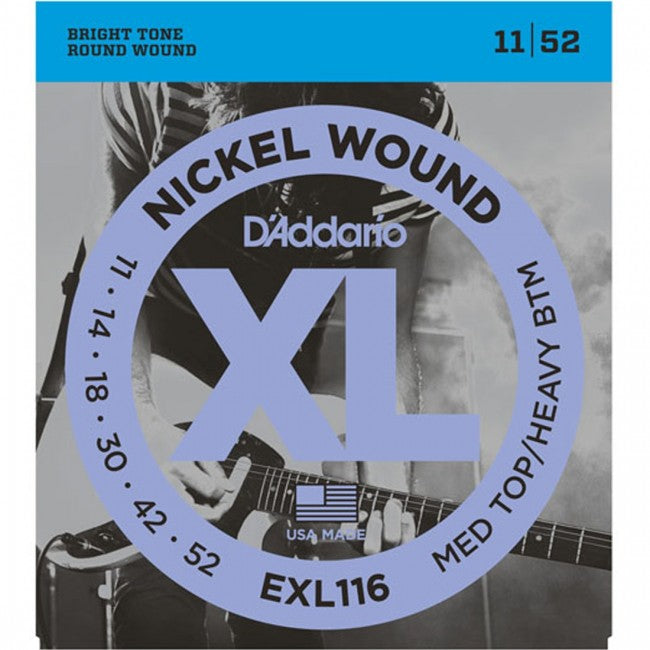 D'Addario EXL116-3D Electric Guitar Strings