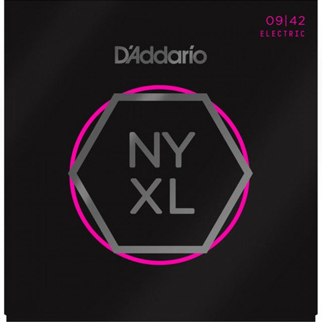 D'Addario NYXL0942 Electric Guitar Strings
