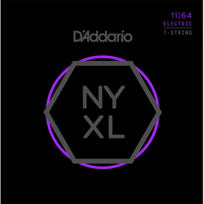D'Addario NYXL1164 Electric Guitar Strings