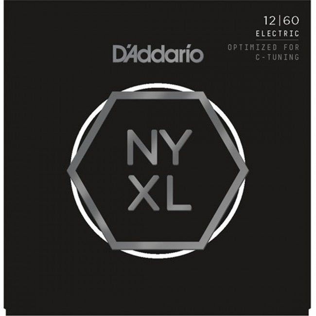 D'Addario NYXL1260 Electric Guitar Strings