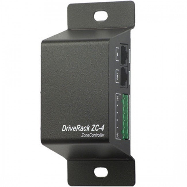 DBX ZC4 Wall-Mounted Contact Closure Input