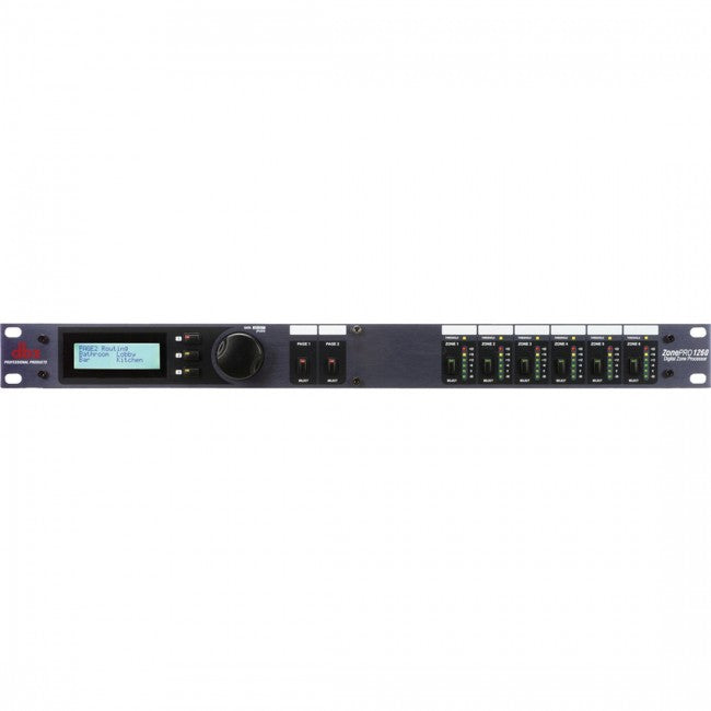DBX ZonePRO 1260 Digital Zone Processor