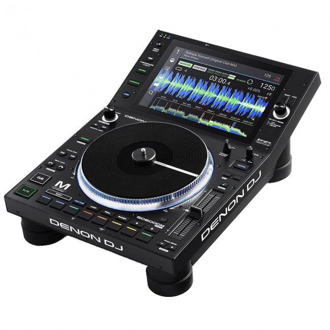 Denon DJ SC6000M Professional DJ Media Player w/ Motorised Platter & Touchscreen