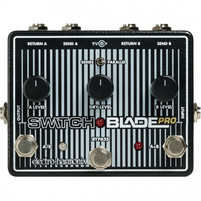 EHX SwitchBlade Pro Deluxe Switcher