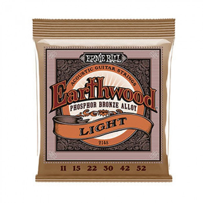 Ernie Ball 2148 Acoustic Guitar Strings