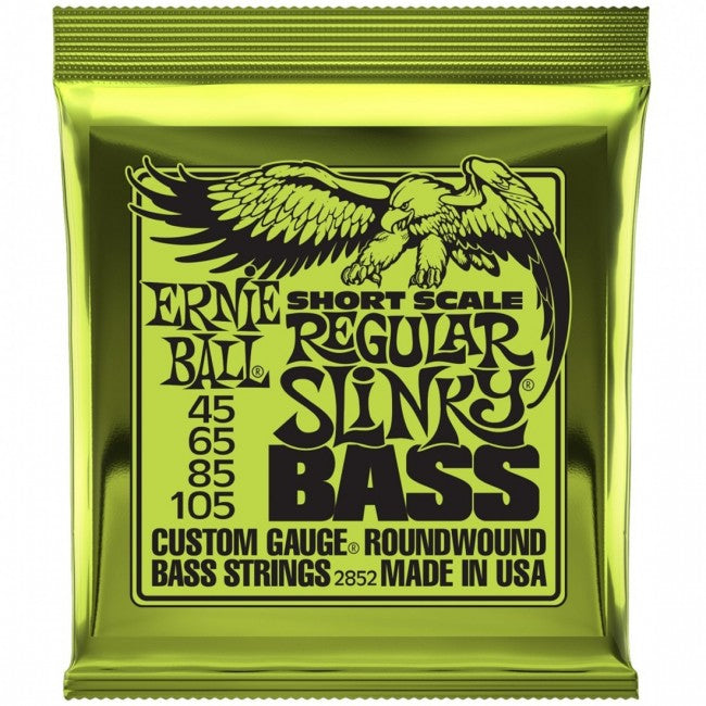 Ernie Ball 2852 Bass Guitar Strings