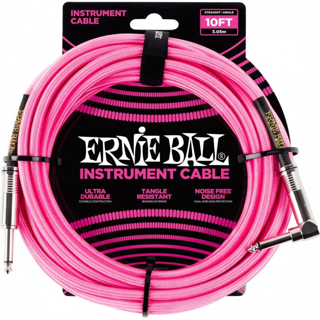 Ernie Ball 6078 Guitar Instrument Cable