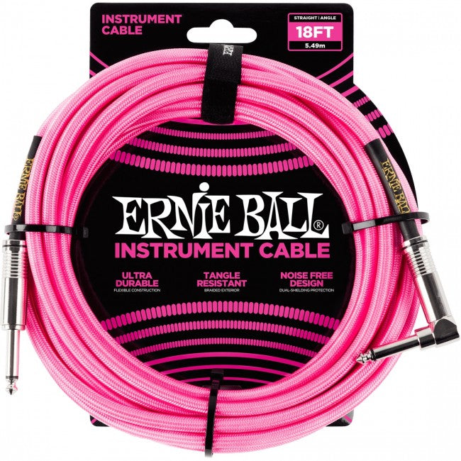 Ernie Ball 6083 Guitar Instrument Cable