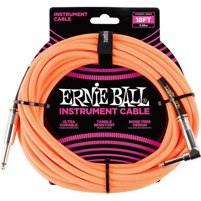 Ernie Ball 6084 Guitar Instrument Cable