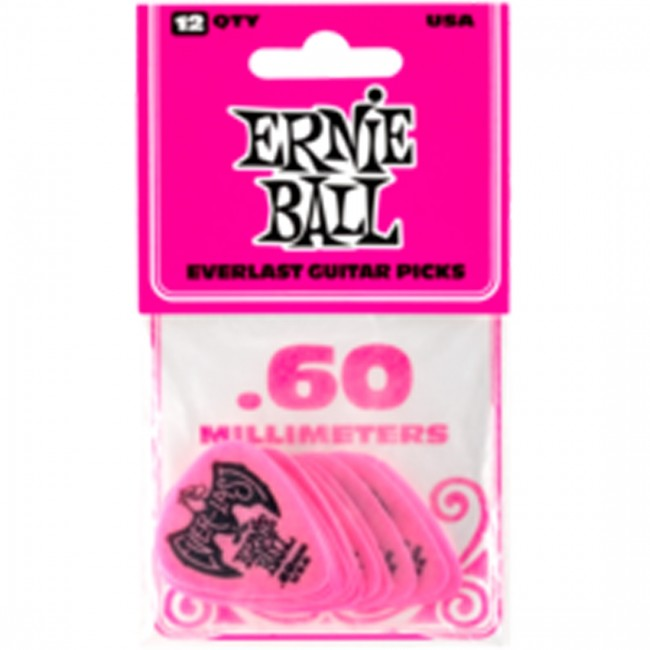 Ernie Ball 9179 Everlast Derlin Picks