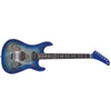 EVH 5150 Series Electric Guitar Deluxe Poplar Burl Aqua Burst - 5108002558